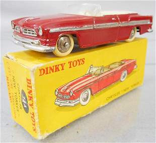 FRENCH DINKY 24A CHRYSLER NEW YORKER