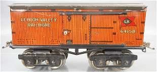 IVES 64 LEHIGH VALLEY BOX CAR