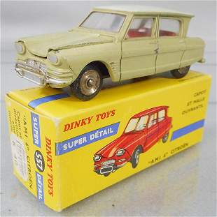 FRENCH DINKY 557 CITROEN AMI