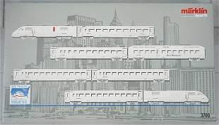 MARKLIN DIGITAL 3700 AMTRAK ICE TRAIN