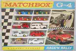 MATCHBOX G-4 RACE 'N RALLY SET
