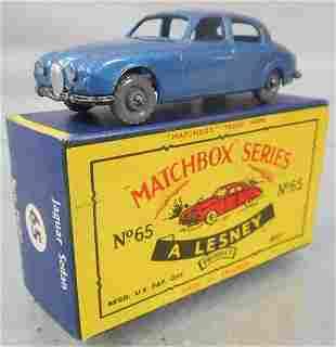 MATCHBOX 65A1 JAGUAR