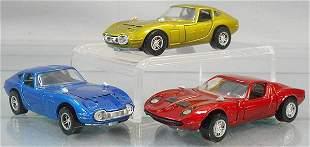 3 GRAN TOROS AUTOS