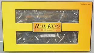 MTH RAIL KING 30-2847-1 NY NH & H RR MU SET
