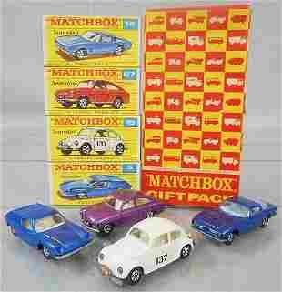 MATCHBOX SUPERFAST GIFT PACK