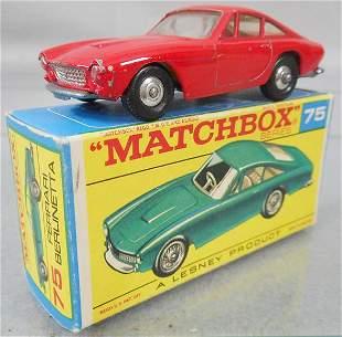 MATCHBOX 75B5 FERRARI BERLINETTA