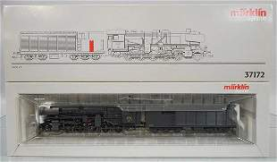 MARKLIN 37172 BR52 GERMAN LOCO & TENDER