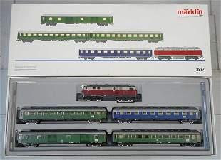 MARKLIN 2864 GERMAN TRAIN SET