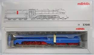 MARKLIN 37081 BR10 GERMAN LOCO & TENDER