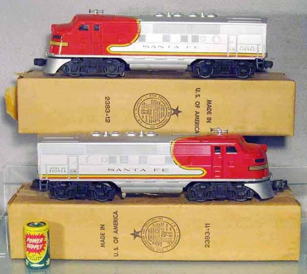 080: LIONEL 2383 SF AA