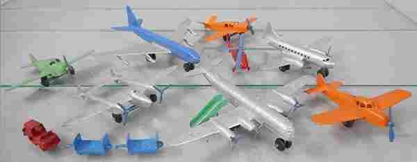 TOOTSIETOY AIRPORT SET
