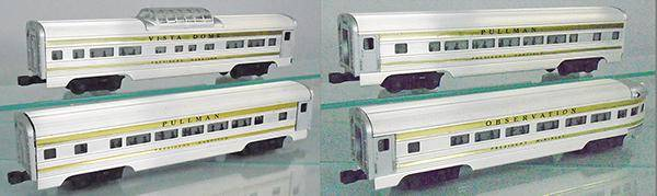 LIONEL PRESIDENTIAL CARS