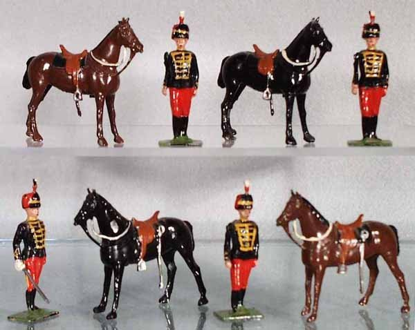2: BRITAINS 182 11TH HUSSARS, PRINCE ALBERT'S OWN