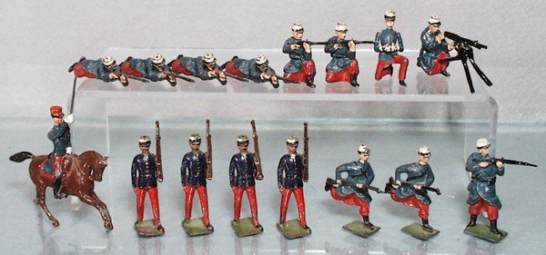 4: BRITAINS FRENCH FOREIGN LEGION SOLDIERS