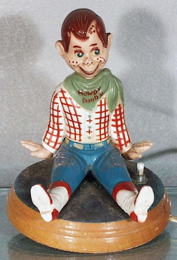 8: HOWDY DOODY NIGHT LIGHT