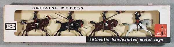 18: BRITAINS 9262 DUKE OF CANNAUGHT'S OWN LANCERS