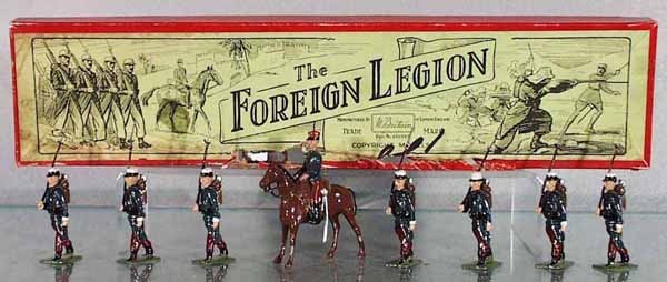 132: BRITAINS 1711 FOREIGN LEGION