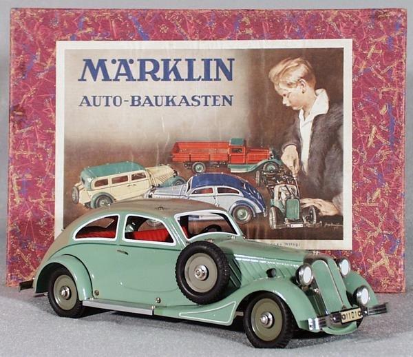 241: MARKLIN 1103 CONSTRUCTION STREAMLINED AUTO