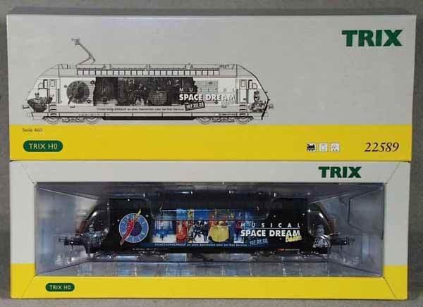 1007: TRIX 22589 SWISS LOCO