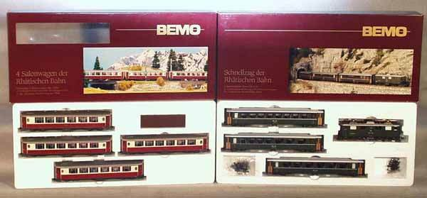 1008: BEMO TRAIN LOT