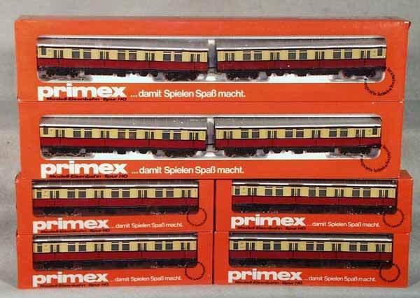 1012: PRIMEX TRAIN LOT