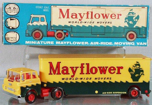9: MAYFLOWER MOVING VAN
