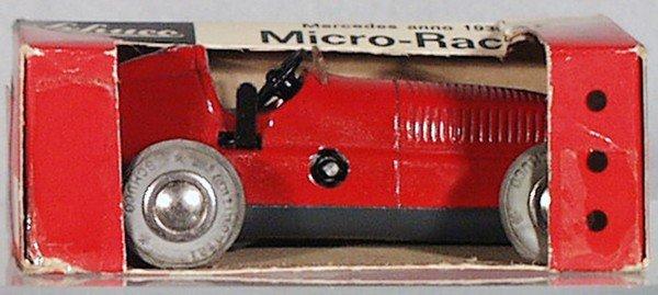 17: SCHUCO 1043/2 MERCEDES MICRO RACER