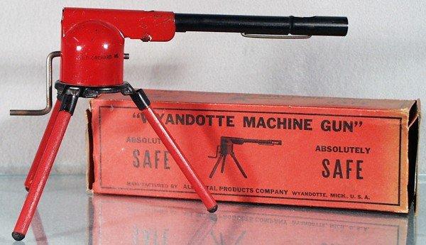 21: WYANDOTTE 25 MACHINE GUN