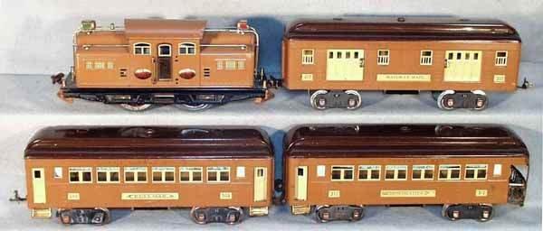 002: LIONEL BABY STATE TRAIN SET