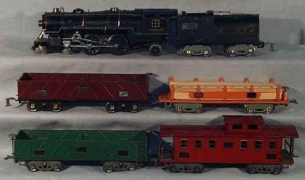 003: AF TRAIN SET