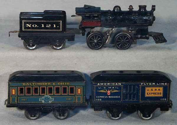 022: AF TRAIN SET