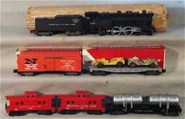 326: AF TRAIN SET