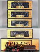 152 MTH RAIL KING TRAIN SET