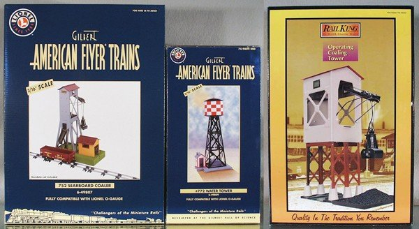 16: LIONEL/AMERICAN FLYER & MTH ACCESSORIES