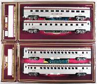 49 2 MTH PRR CAR SETS