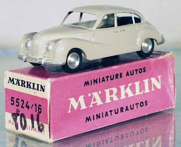 18: MARKLIN 5524/16 BMW 501