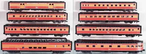 2: 8 MTH SP DAYLIGHT COACHES