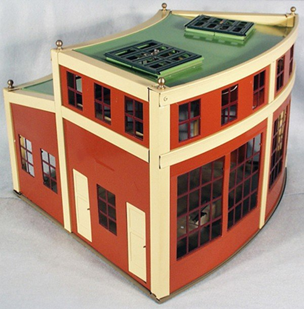 5: T-REPRODUCTIONS LIONEL 444 ROUNDHOUSE