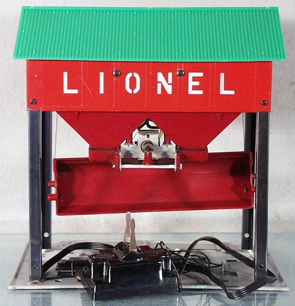 12: LIONEL 497 COALING STATION