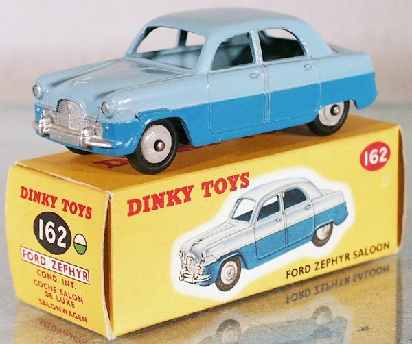 14: DINKY 162 FORD ZEPHYR