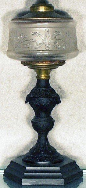 VASE OIL LAMP