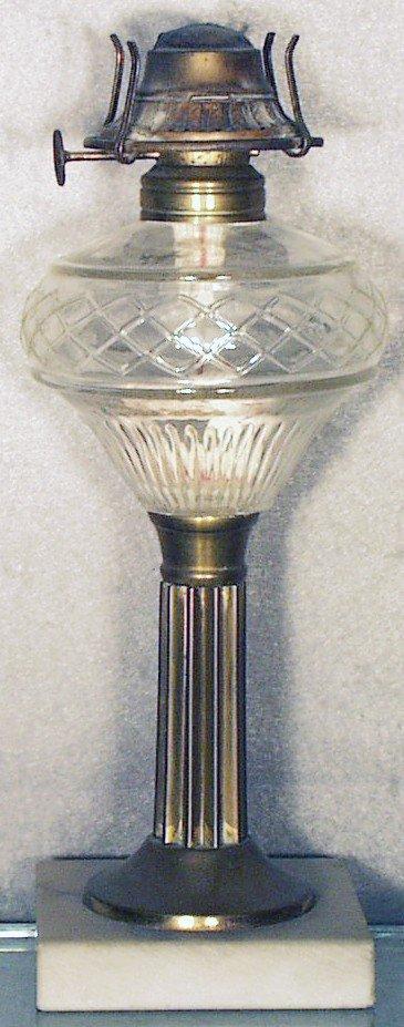 183: OIL LAMP