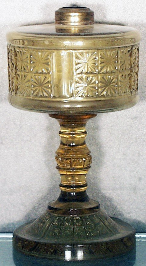 184: OIL LAMP