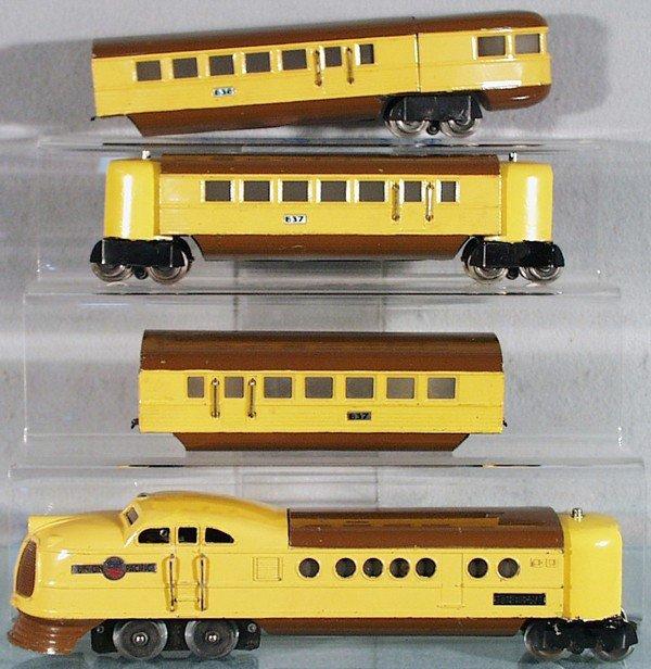 3: LIONEL CITY OF DENVER TRAIN SET