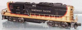 LIONEL 2349 NORTHERN PACIFIC GP9