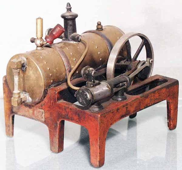 111: WEEDEN STEAM ENGINE