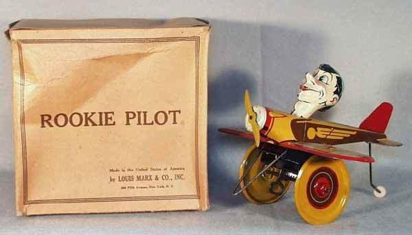 010: MARX ROOKIE PILOT