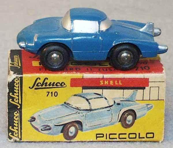018: SCHUCO PICCOLO 710 FIREBIRD DREAM CAR