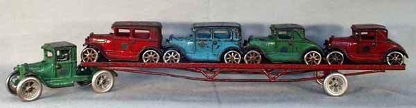 073: ARCADE CAR CARRIER