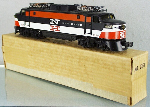 5: LIONEL 2350 NEW HAVEN EP5